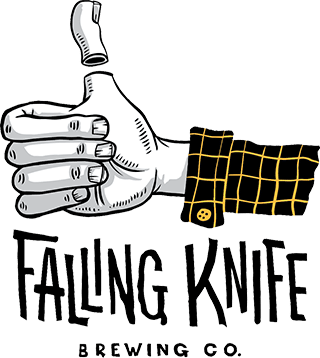 Falling Knife Brewing Co. Logo